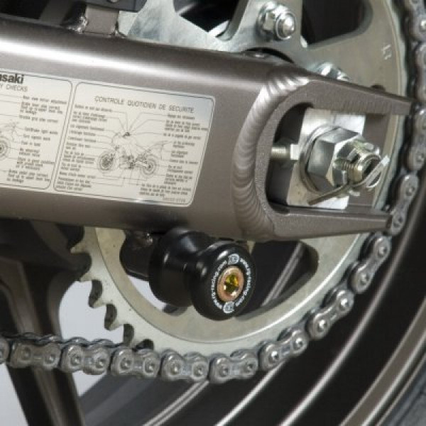 R&G Racing Schwingen Protektoren Kawasaki ER 6 N / F 2012-