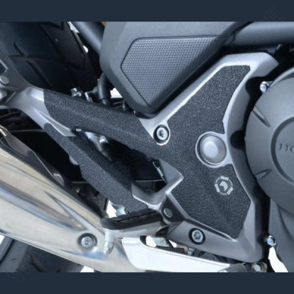 R&G Eazi-Grip™ Stiefel Schutz Pads Set Honda NC 700 / 750