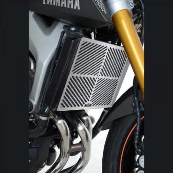 R&G Kühlergitter Edelstahl Yamaha MT-09 2013-2016 / XSR 900 / MT-09 Tracer 2015-