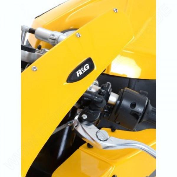R&G Racing Spiegelabdeckungen EBR 1190 RX 2014-