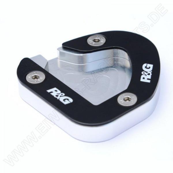 R&G Racing Seitenständer Puck Suzuki Bandit 1250 2007- / Bandit 650 2007-2012
