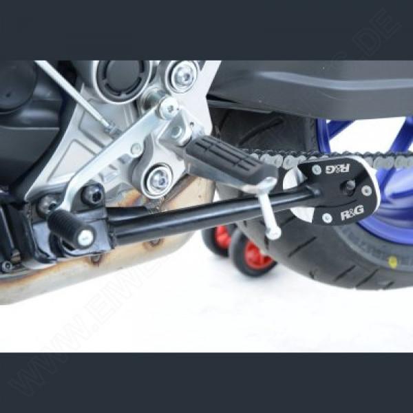 R&G Seitenständer Puck Yamaha MT-07 / Motocage / XSR 700 / Tracer 700