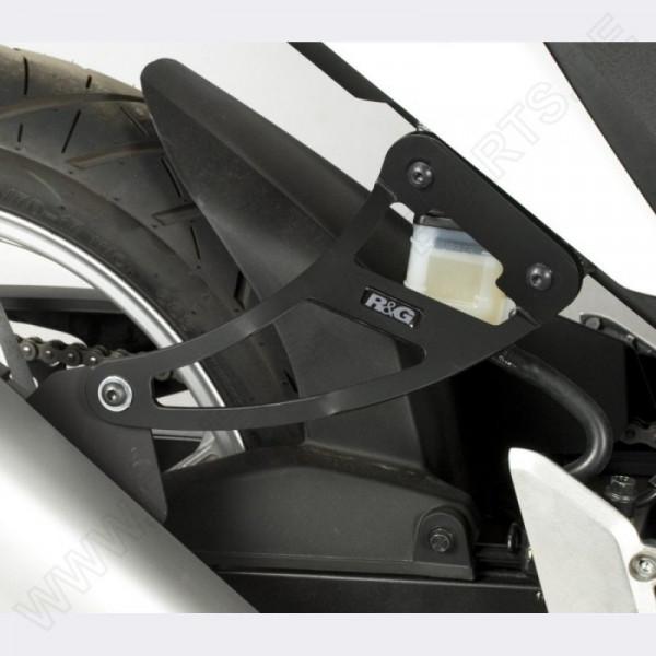 R&G Racing Auspuffhalter Set WK Bikes SP 50 / 125 / 250