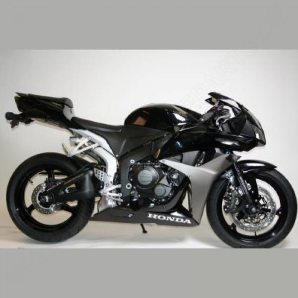 "R&G Racing Sturzpads ""No Cut"" Honda CBR 600 RR 2007-2008"