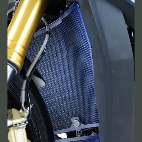 R&G Kühlergitter Dark Blue Wasserkühler BMW S 1000 RR 2015-2018