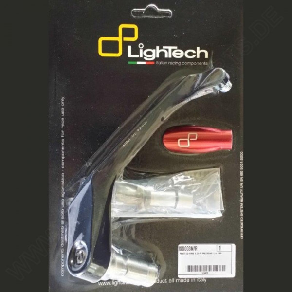 Lightech Alu Kupplungshebel Schutz Honda Modelle