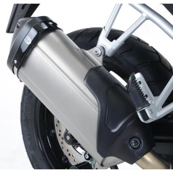 R&G Auspuff Protektor Suzuki DL 1000 V-Strom 2014- / V-Strom 250 2017-