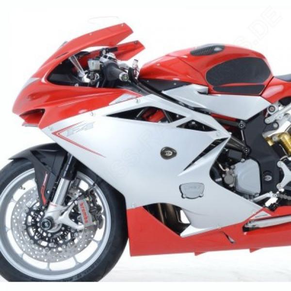R&G Racing Sturzpads MV Agusta F4 1000 R 2010- / F4 1000 RC 2015-