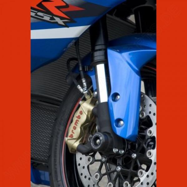 R&G Racing Gabel Protektoren Suzuki GSX-R 1000 2012-
