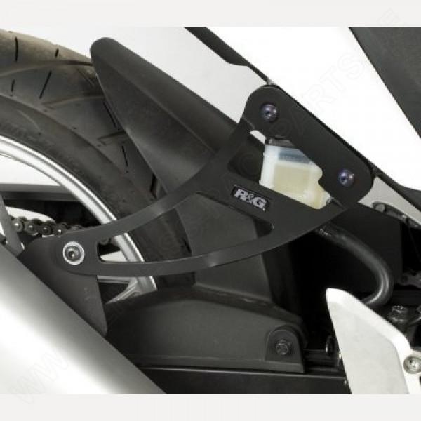 R&G Racing Auspuffhalter Honda CBR 500 R / CB 500 F 2013-2015