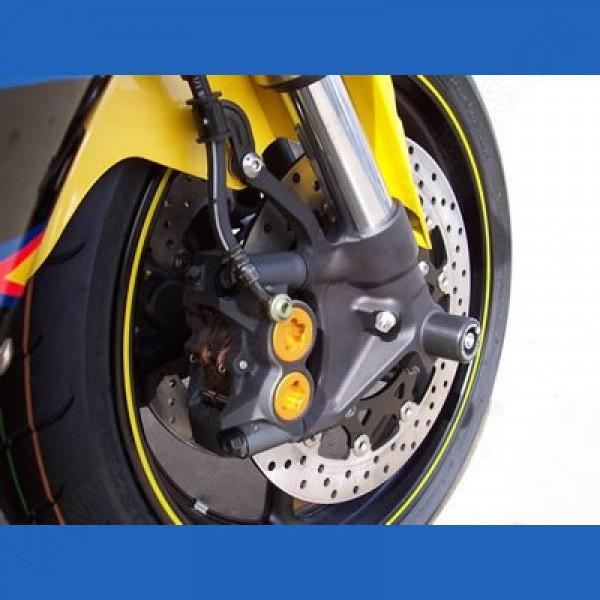 R&G Gabel Protektoren Yamaha YZF R6 2005-2016 / YZF R1 2002-2014