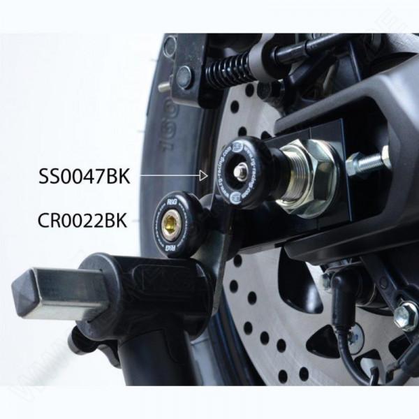 R&G Racing Schwingen Protektoren Yamaha T-Max 530 2017- / T-Max 560 2020-