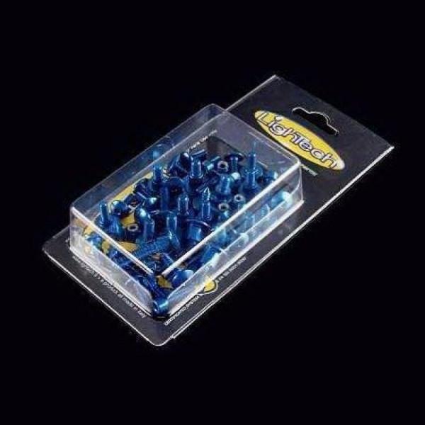 Lightech Verkleidungsscheibenschrauben Set Ergal Yamaha YZF R1 2004-2006