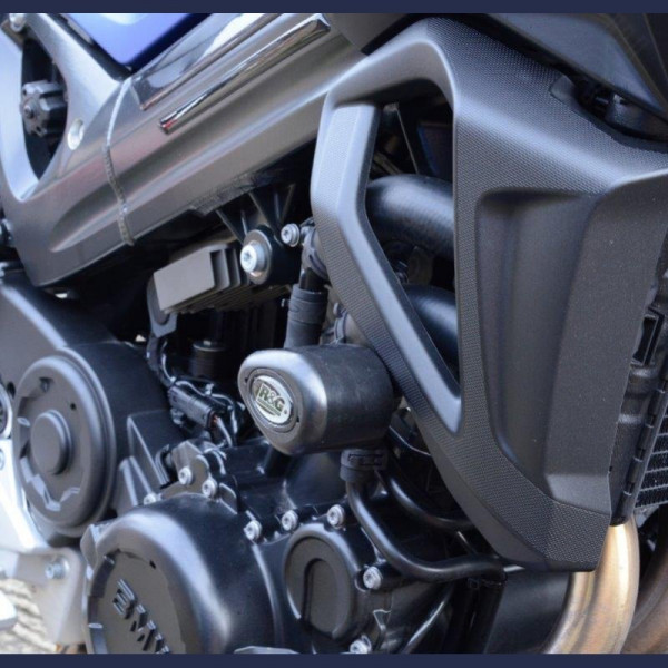 "R&G Racing Sturzpads ""No Cut"" BMW F 800 R 2015-"