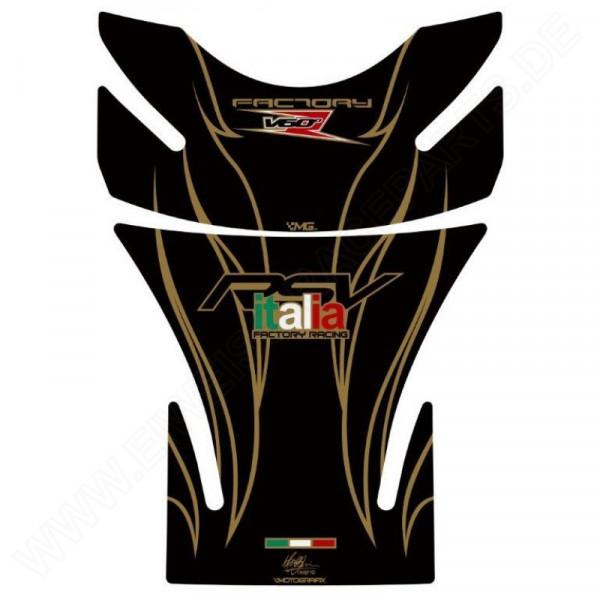 Aprilia RSV V60° Motorcycle Tank Pad Motografix 3D Gel Protector TA017KA