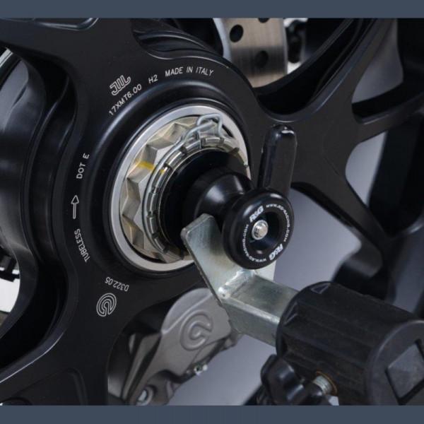 R&G Schwingen Protektoren Ducati Panigale 1199 / 1299 / V4 / Streetfighter V4