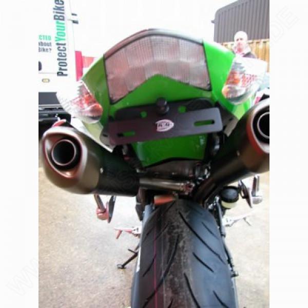 R&G Racing Kennzeichenhalter Kawasaki ZX-10 R 2006-2007
