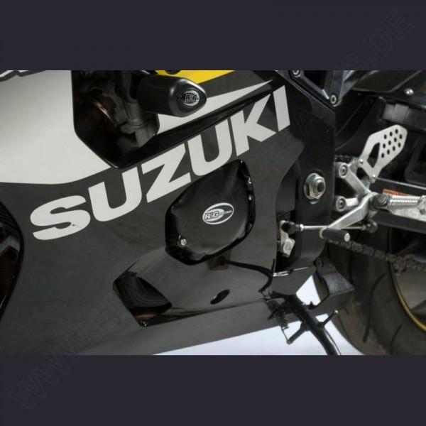 R&G Motordeckel Protektor Set Suzuki GSX-R 600 / 750 2004-2005