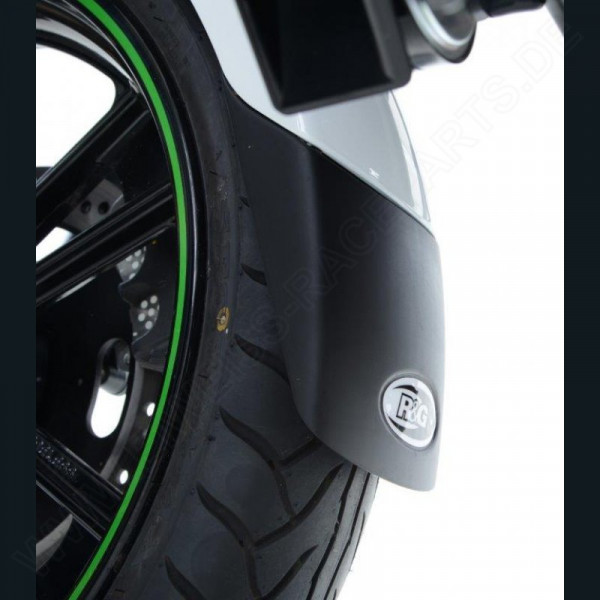 "R&G Kotflügel Verlängerung ""BLACK"" Yamaha Tracer 700 2016-2020"