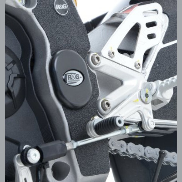 R&G Rahmen Abdeckung Set Aprilia Tuono V4 R / V4 1100 RR