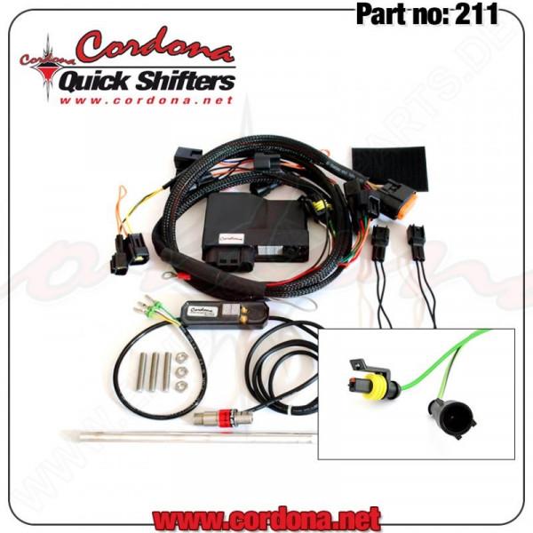 Cordona Precision Quickshifter 8 Honda Modelle