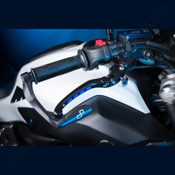 Lightech Aluminium Bremshebel Schutz Suzuki Modelle KPL309
