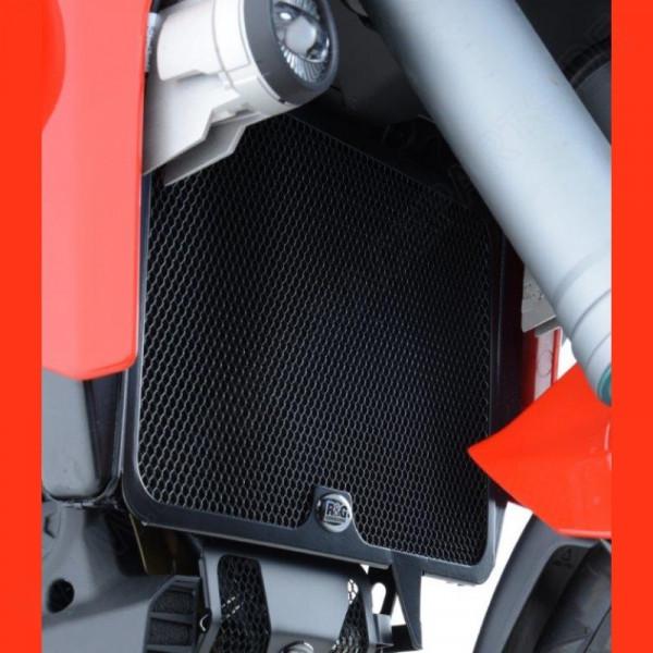 R&G Kühlergitter Wasserkühler Ducati Multistrada 1200 GT