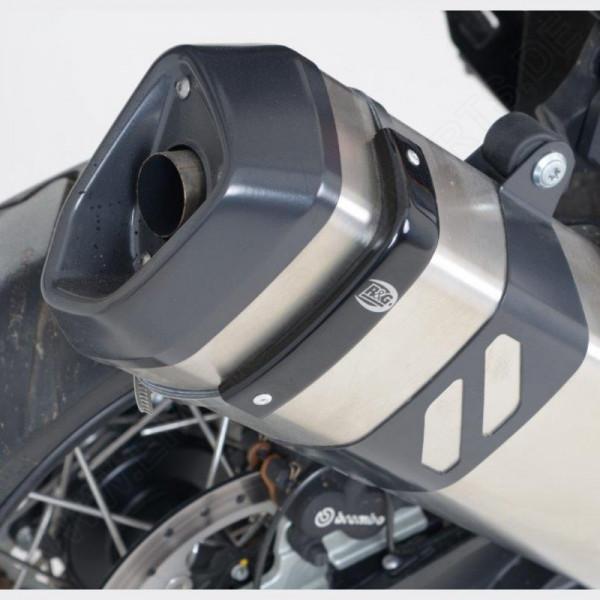 R&G Auspuff Protektor KTM 1050 / 1090 / 1190 Adventure 2013-
