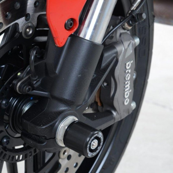 R&G Gabel Protektoren Ducati Monster 821 / 1200 / 1200 R