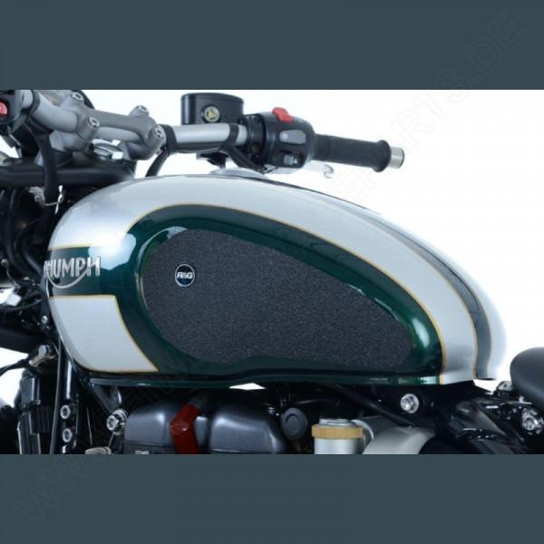 R&G Eazi-Grip Tank Traction Pads Triumph Bonneville Bobber 2017-