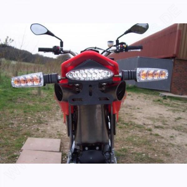 R&G Racing Kennzeichenhalter Aprilia SXV 450 / 550