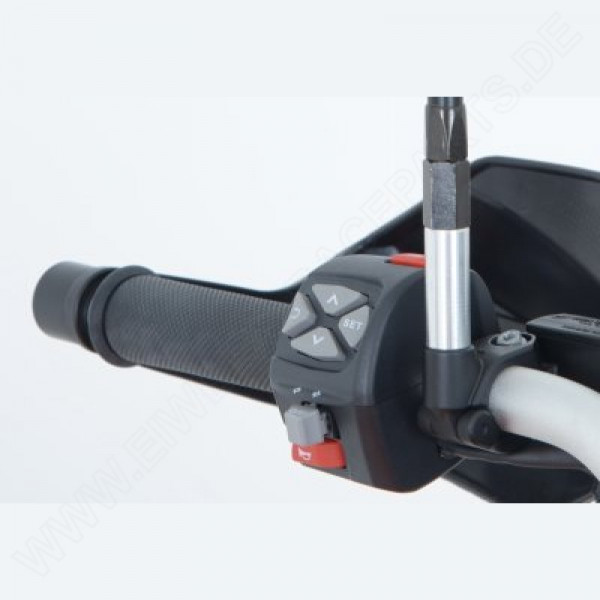 R&G Racing Spiegel Verlängerungen Honda CRF 250 L / M 2013- / Rally