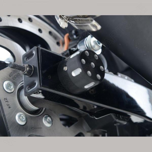 R&G Schwingen Protektoren Harley Davidson Street 500 / 750 2014-