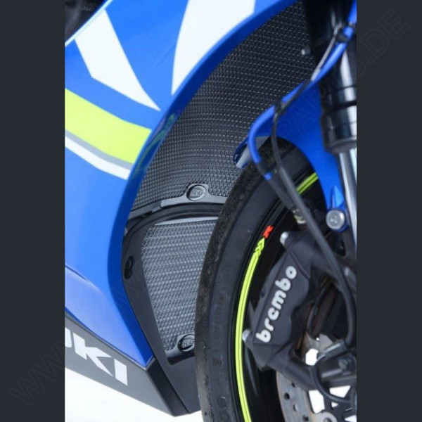R&G Kühler & Ölkühler Schutz Set Suzuki GSX-R 1000 2017-