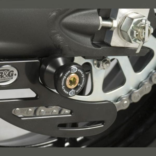R&G Racing Schwingen Protektoren Kawasaki Z 750 R 2011-