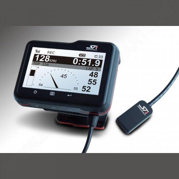 Speed Angle APEX GPS / Glonass Laptimer mit Schräglagen Winkelmessung