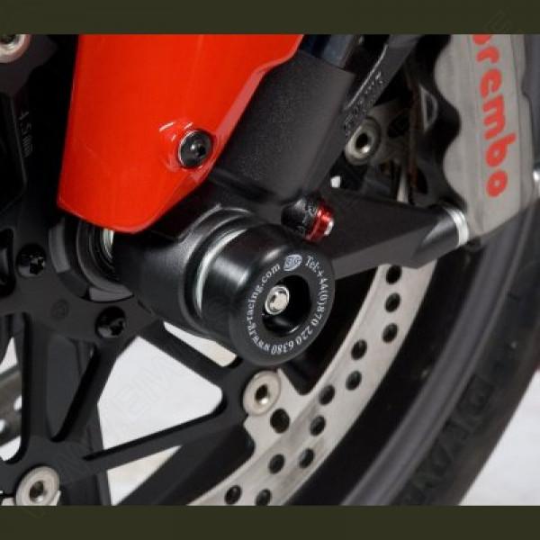 R&G Racing Gabel Protektoren Ducati 848 Streetfighter