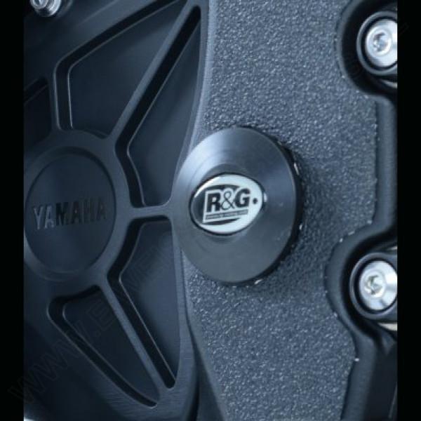 R&G Untere Rahmen Abdeckung Set Yamaha YZF R1 2015- / MT-10 2016-
