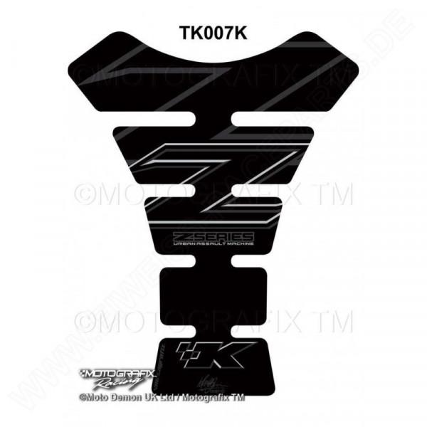 Motografix Kawasaki Z 750 / Z 800 / Z 1000 3D Gel Tank Pad Protector TK007K