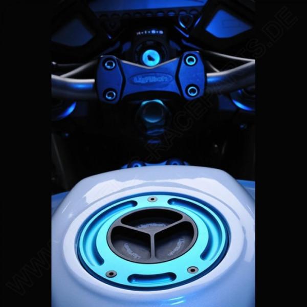 Lightech Schraubverschluß Tankdeckel Honda CBR 1000 RR 2004-2013