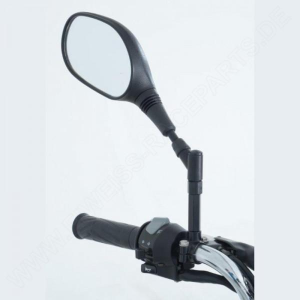 R&G Spiegel Verlängerungen Yamaha MT-125 / MT-25 / MT-03 / XTZ 700 Tenere