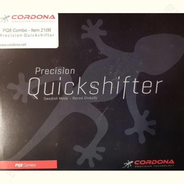 Cordona Precision Quickshifter 8 Yamaha Modelle