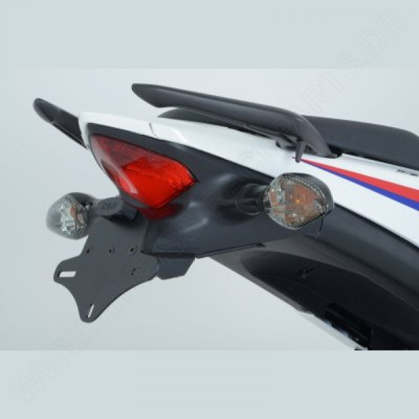 R&G Racing Alu Kennzeichenhalter Honda CB 500 X 2013-