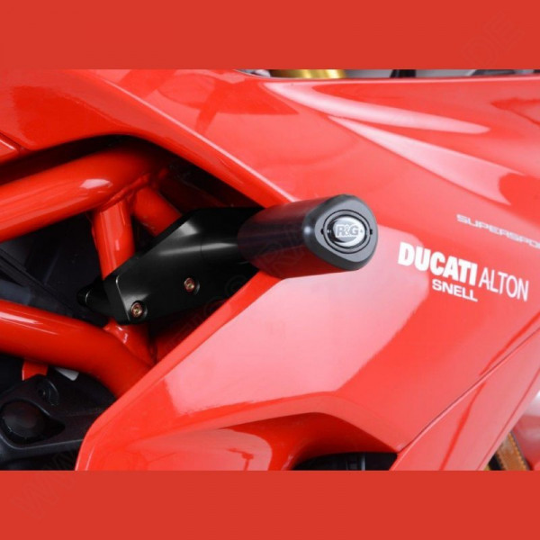 "R&G Racing Sturzpads ""No Cut"" Ducati Supersport 2017-"