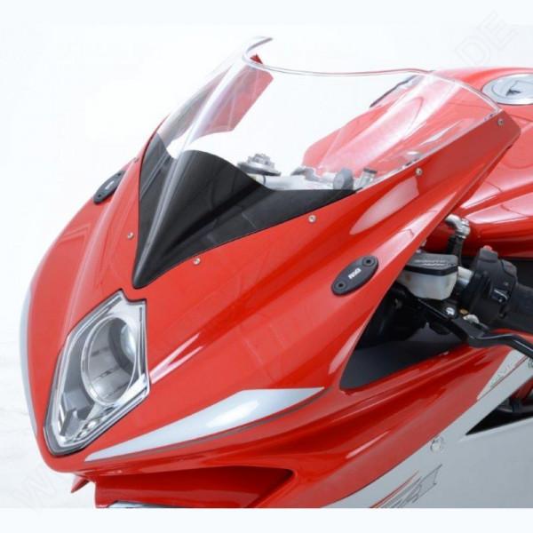 R&G Racing Spiegelabdeckungen MV Agusta F4 1000 RR / RC 2013-