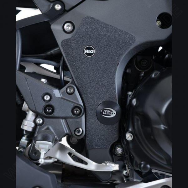 R&G Eazi-Grip™ Stiefel Schutz Pads Kawasaki Z 1000 SX 2011-2019 / Ninja 1000 SX 2020-