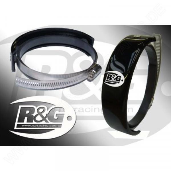R&G Racing Auspuff Protektor Hyosung GT 125 / GT 250