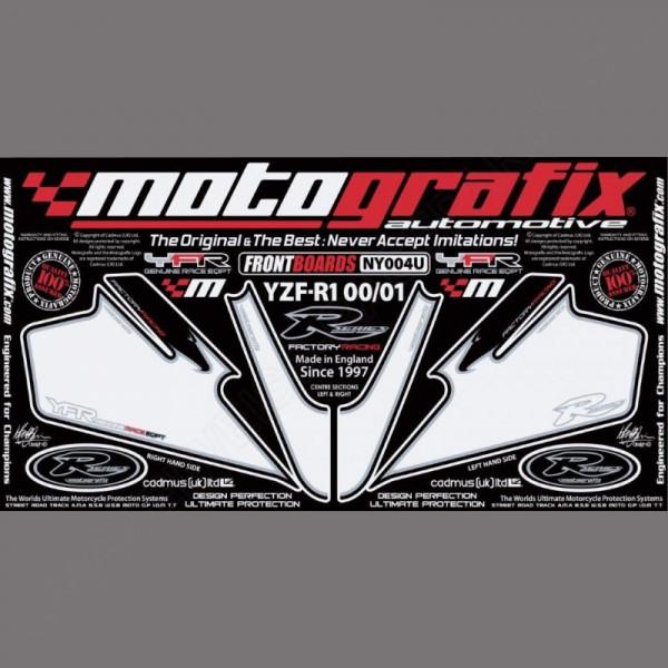 Motografix Steinschlagschutz vorn Yamaha YZF R1 2000-2001 NY004U