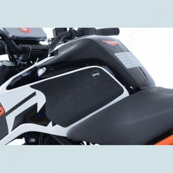 R&G Eazi-Grip Tank Traction Pads KTM 125 Duke 2017-