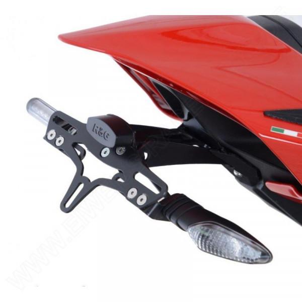 R&G Kennzeichenhalter Ducati Panigale V4 2018- / Panigale V2 2020- / Streetfighter V4 2020-